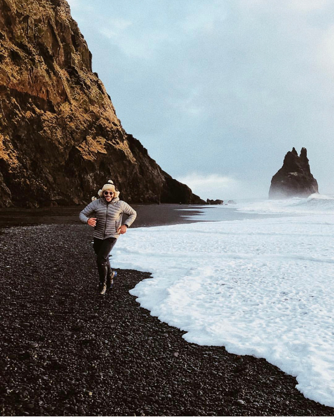 Iceland - Wander with sky